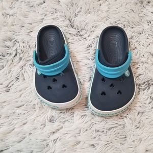 Crocs Mickey Disney pattern kids' size 1